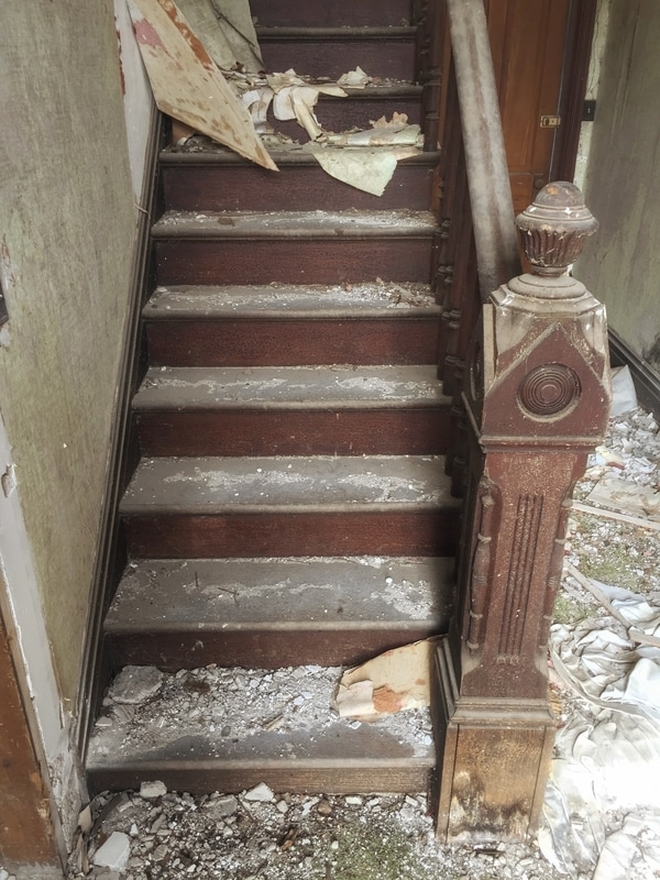 Old House - Staircase